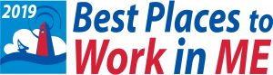 Best Places to Work in Maine 2019 Logo